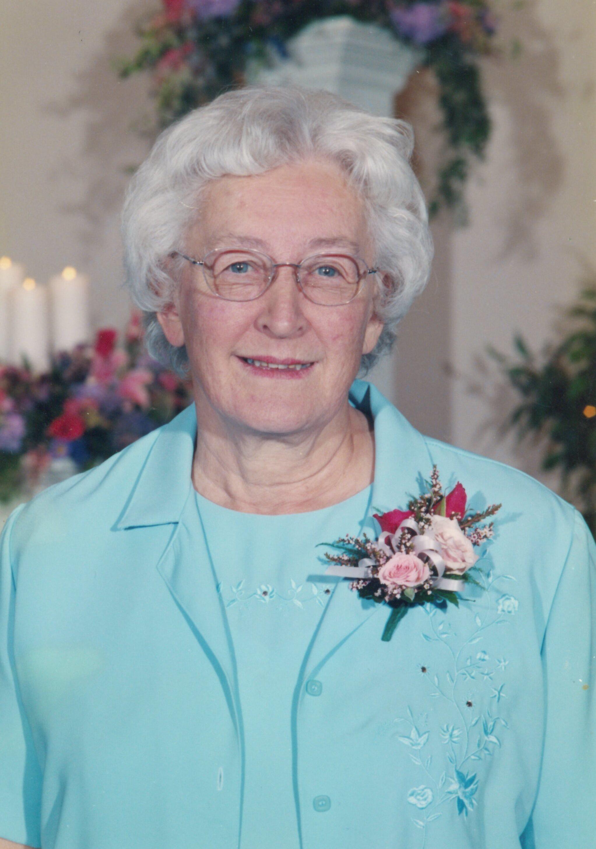 Florence J. Nederhoff