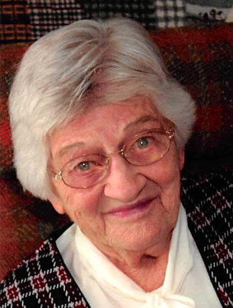 Margaret  Theresa  Van Deest
