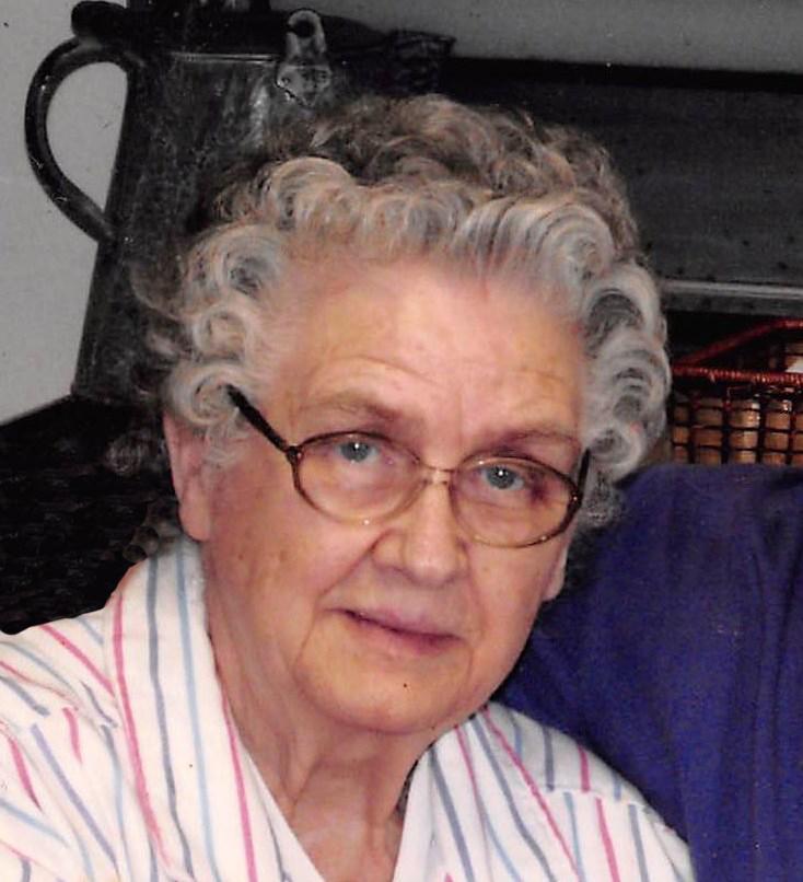 Lucille Ellen  Anderson