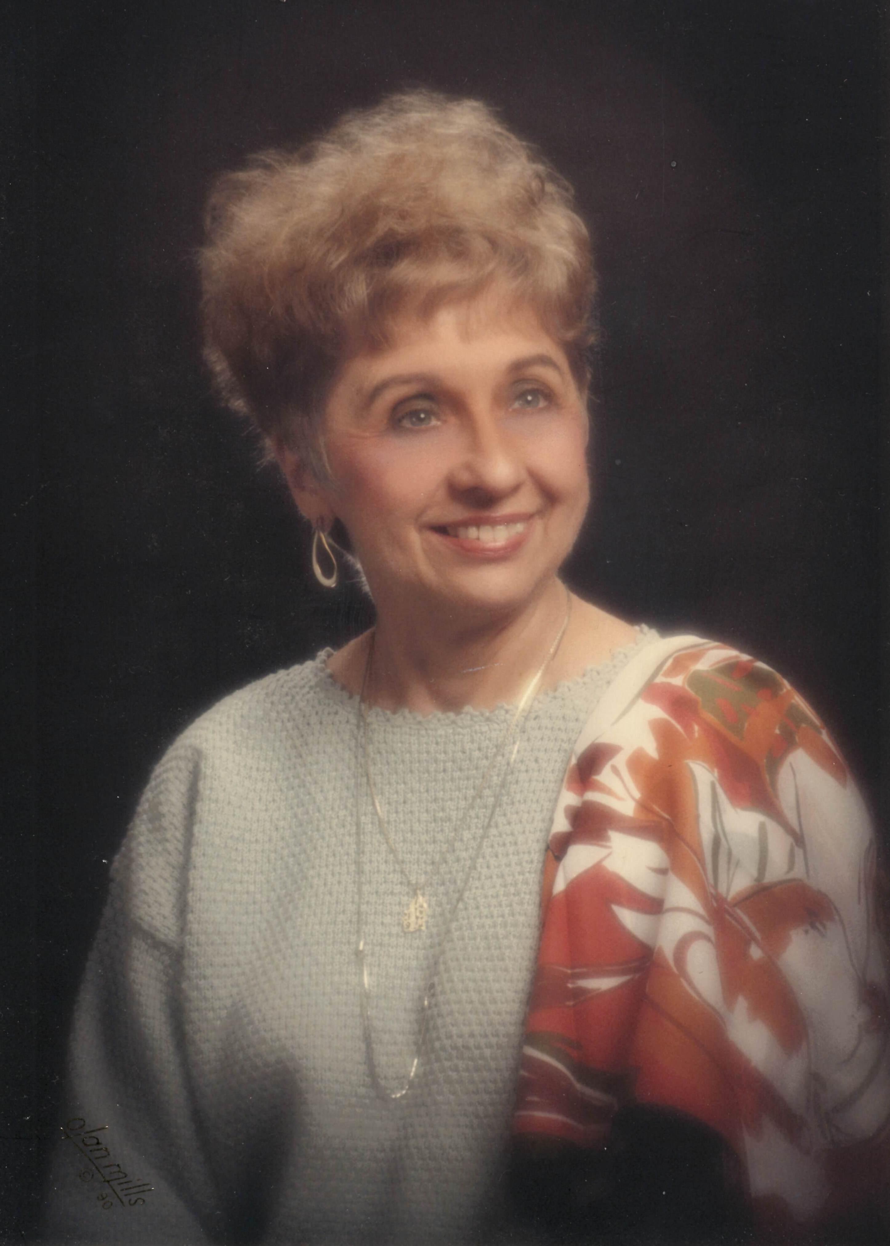 Joan  Marie  Walker
