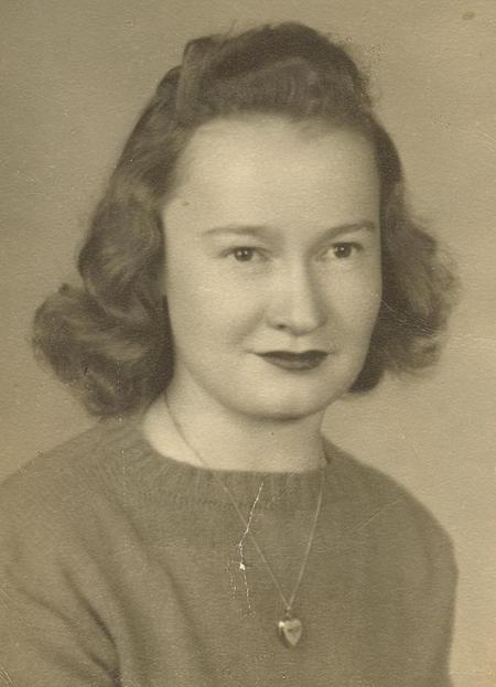 Gertrude M.  Grimes