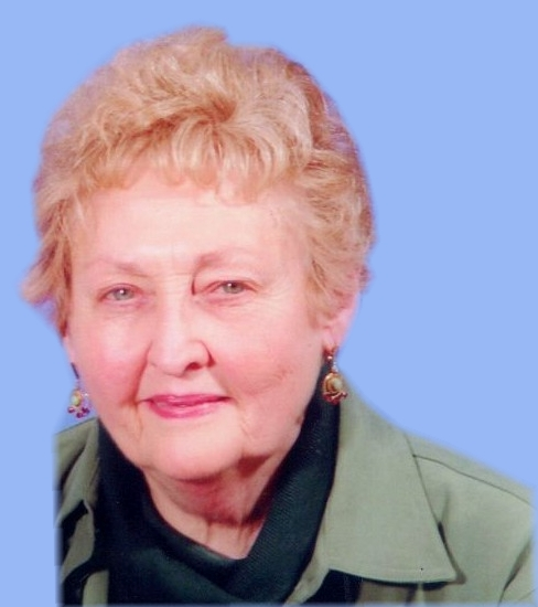Margaret Mae Garmhaus
