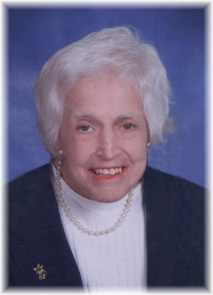Joan Elizabeth Bartlett