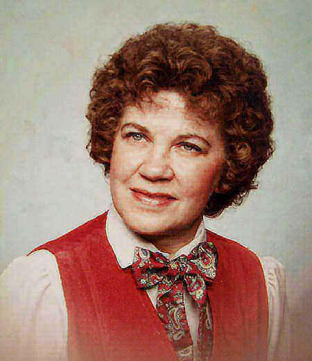 Muriel E.  Haley