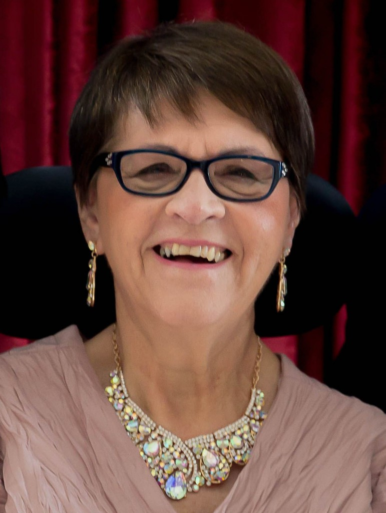 Jacqueline Mary  Samulski