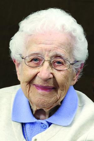 Sister Mary Nelson Harlach, OSF