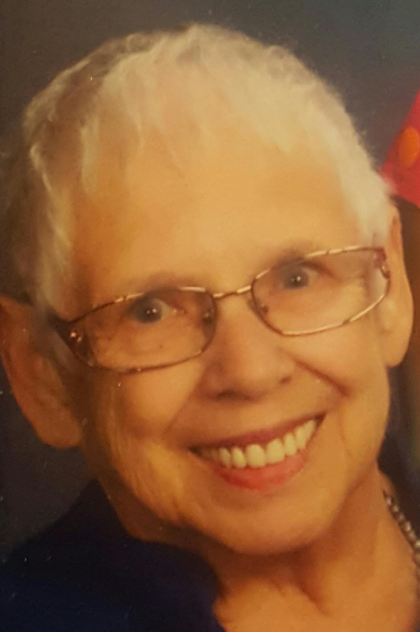 Geraldine R. Fellows