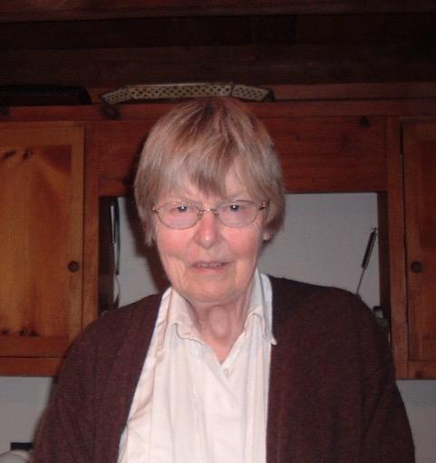 Elizabeth Ann Garfield Greenhoe