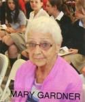 Mary Gardner