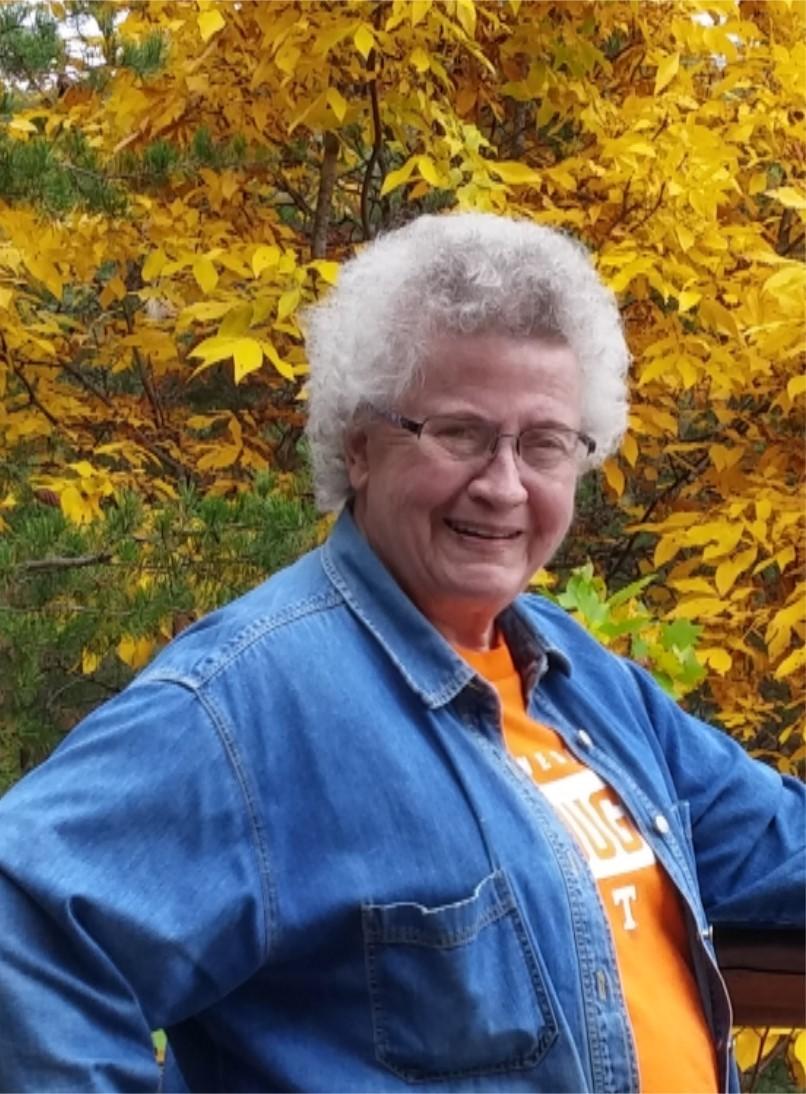 Mary Frances Thacker  Barham Brooks