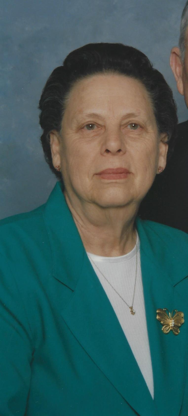 Dorothy June Hickman Henry