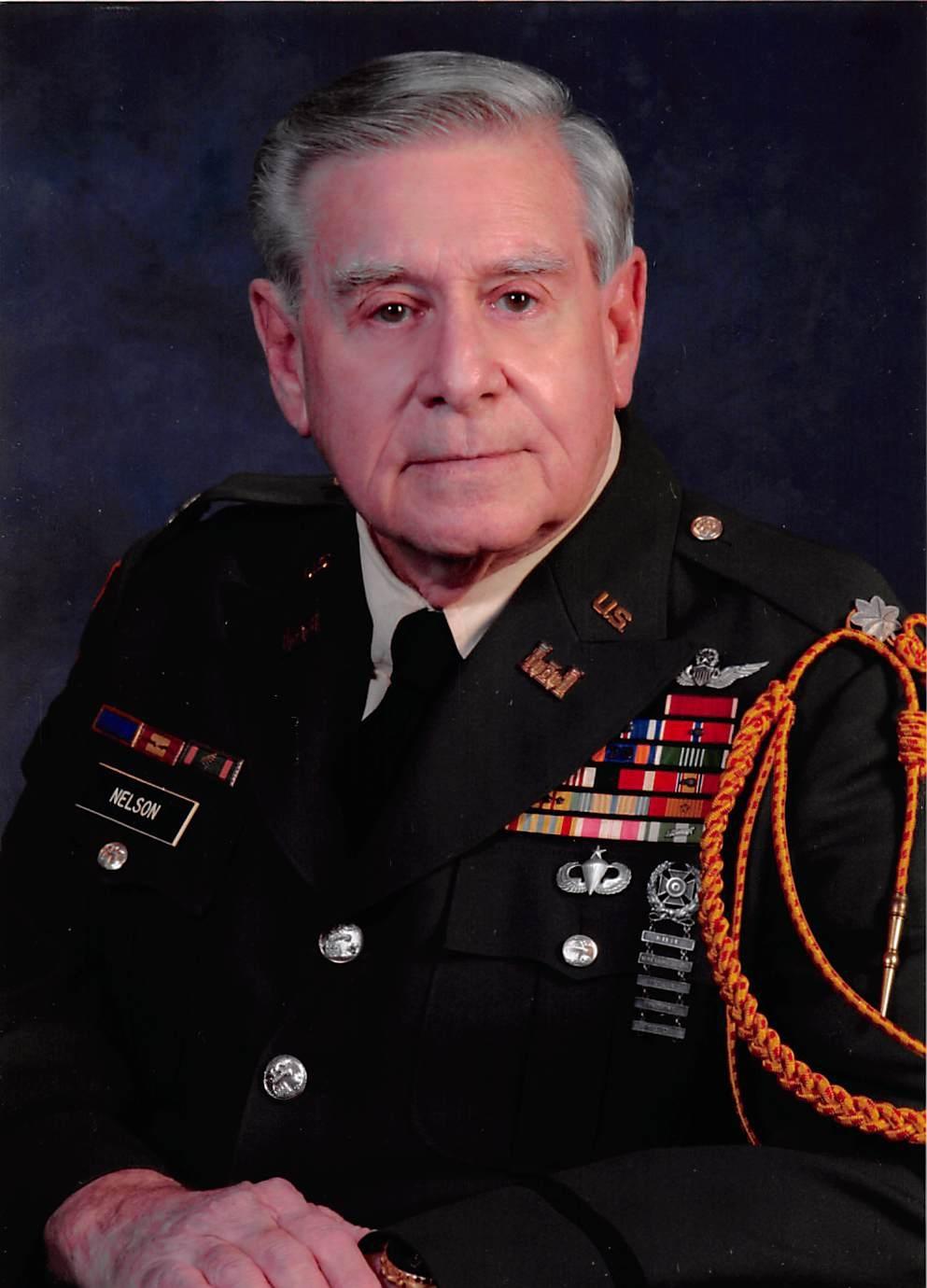 Russell David Nelson