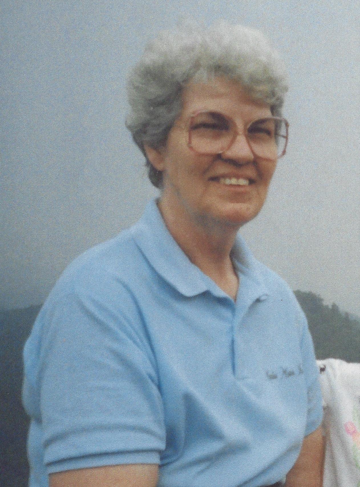 Anna Sue Williams Maples