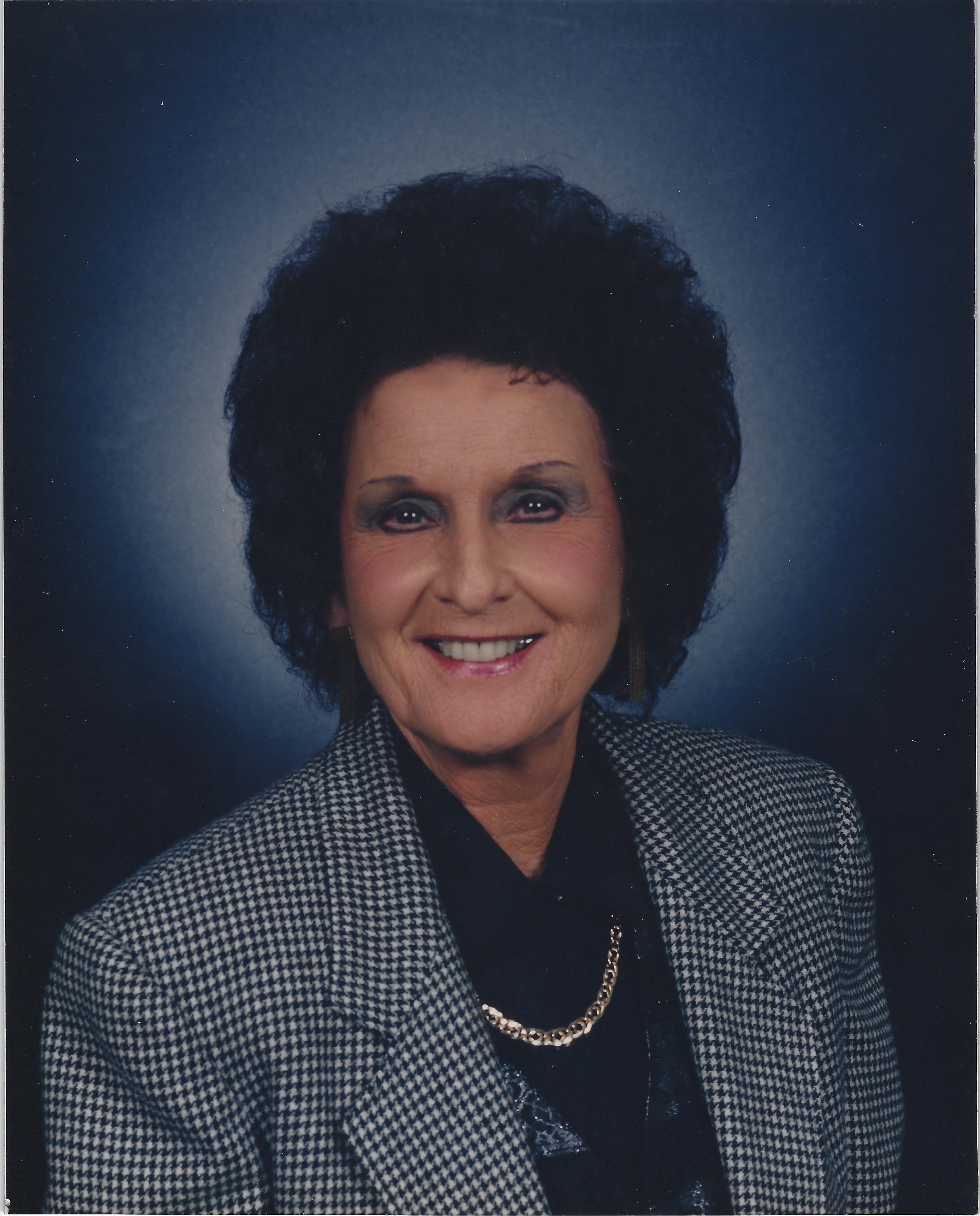 Betty Jean  Martin Webb