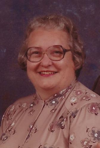 Ruth Ann  Vaughan