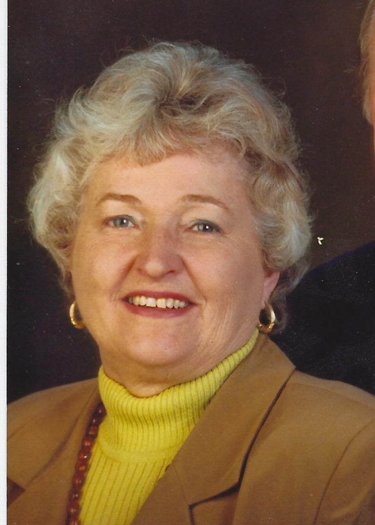 Mary Ellen Stout Jager