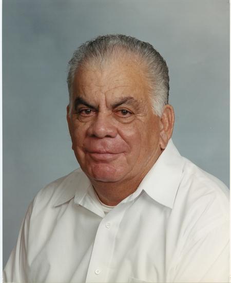 Pastor Manuel H. Benitez