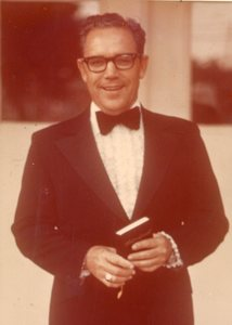 Rev.  Wayne Edward Dickerson