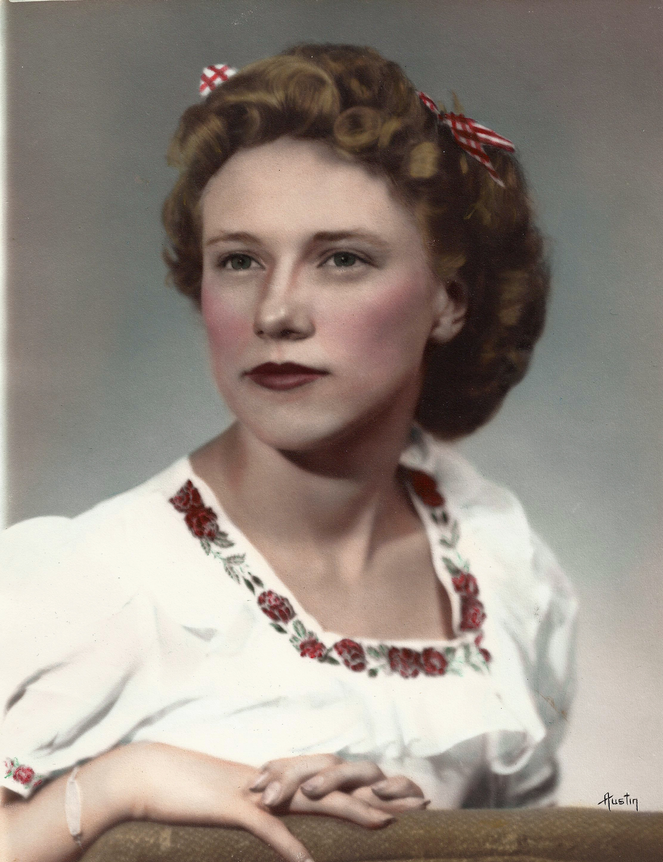 Betty Joan  (Black) Kelly
