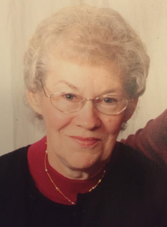 Frieda Mae Anderson
