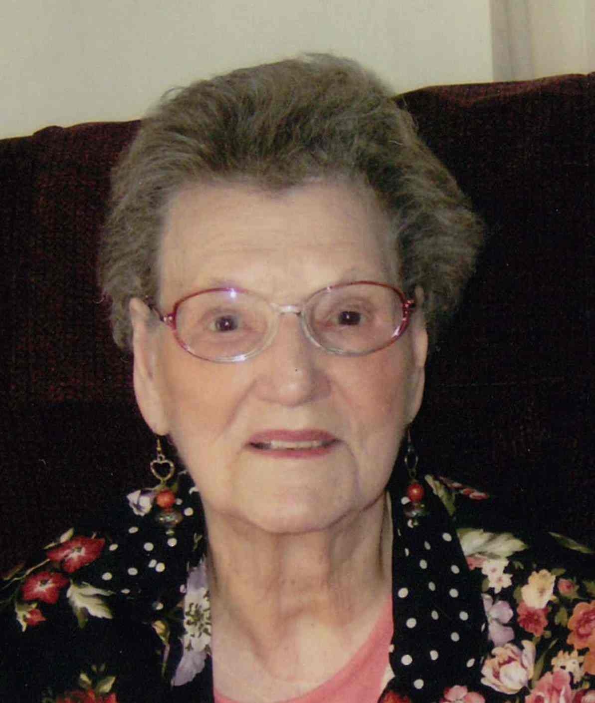Marjorie K Geeting Obituary Eaton Oh Barnes Funeral