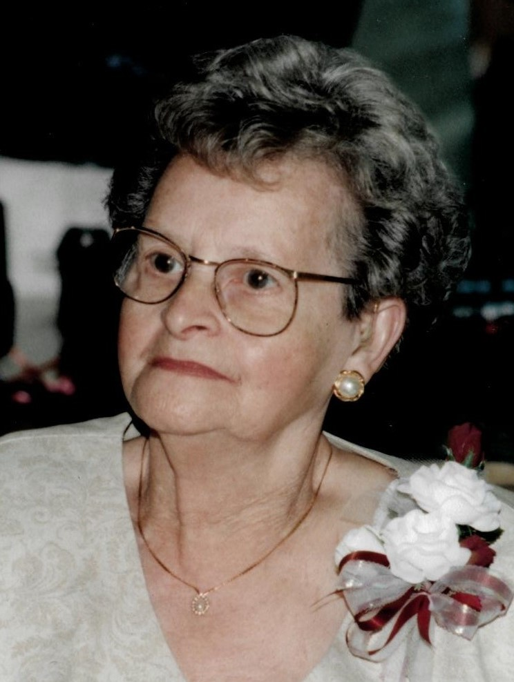 Esther D. Woodworth