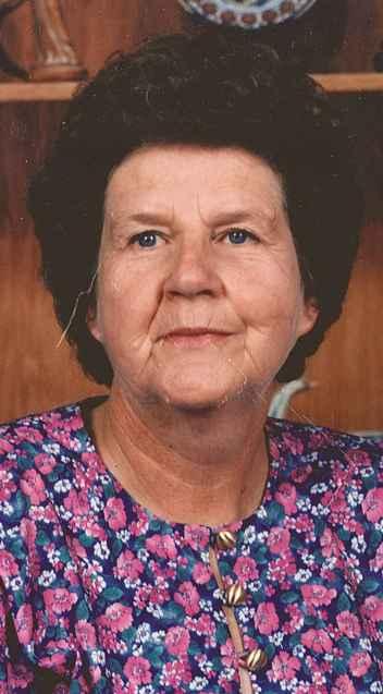 Betty Keller Reed