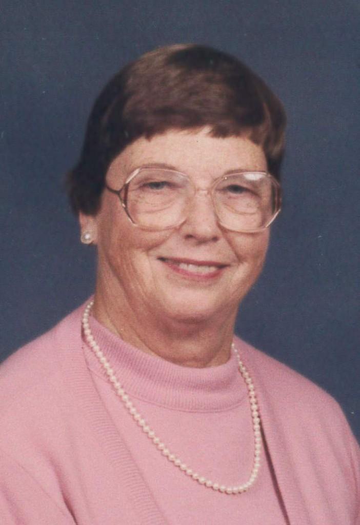 Margaret (Peggy) L.  Irwin
