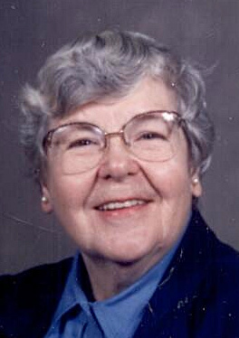 Dorothy Irene Backus