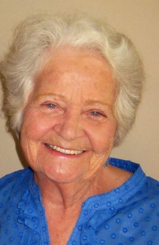 Barbara Mae (Evoy)  Carroll
