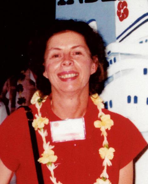 Hilda Kay Curtis