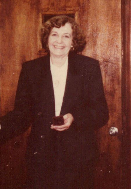 Florence E. Bucey