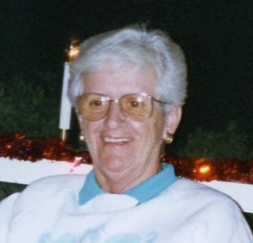 Mary E. (Buchanan) Emberley