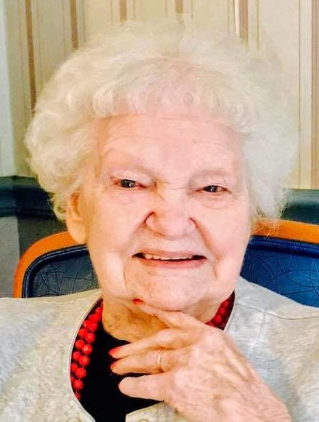 Bertha Evelina (Barter) Melanson