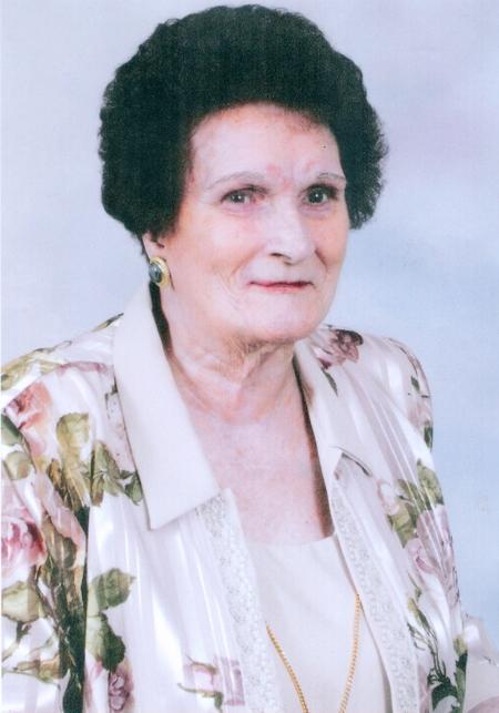 Margaret White Jackson