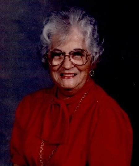Edith Yon Arnold Cothran