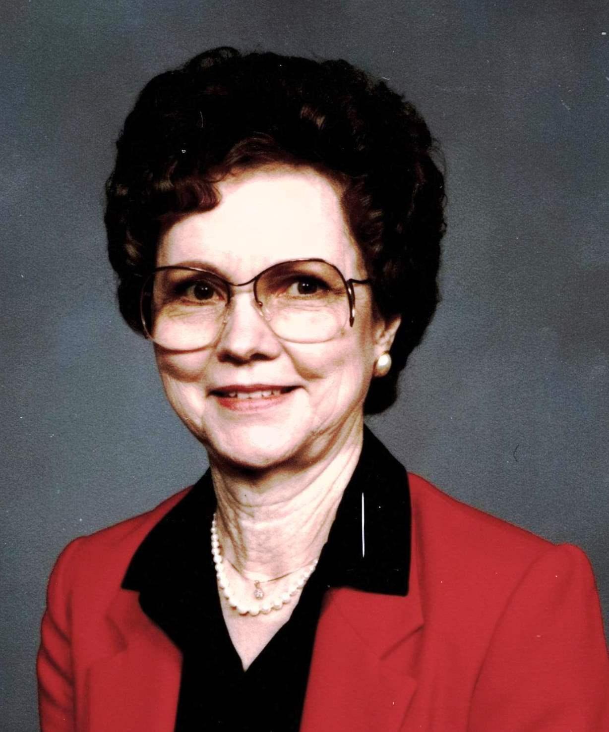Ethel Garrett Godfrey