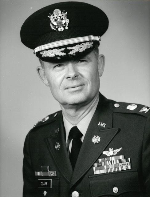 COL. Niles Craig Clark US Army RET.