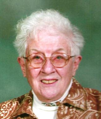 Sheila Gertrude Miner
