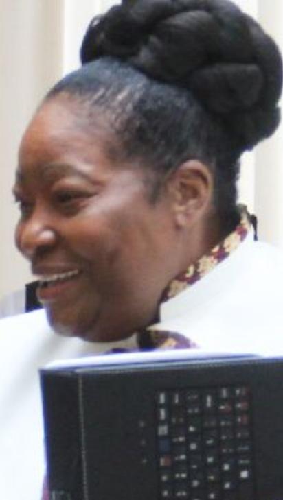 Rev. Dr. Faith M. Afflick