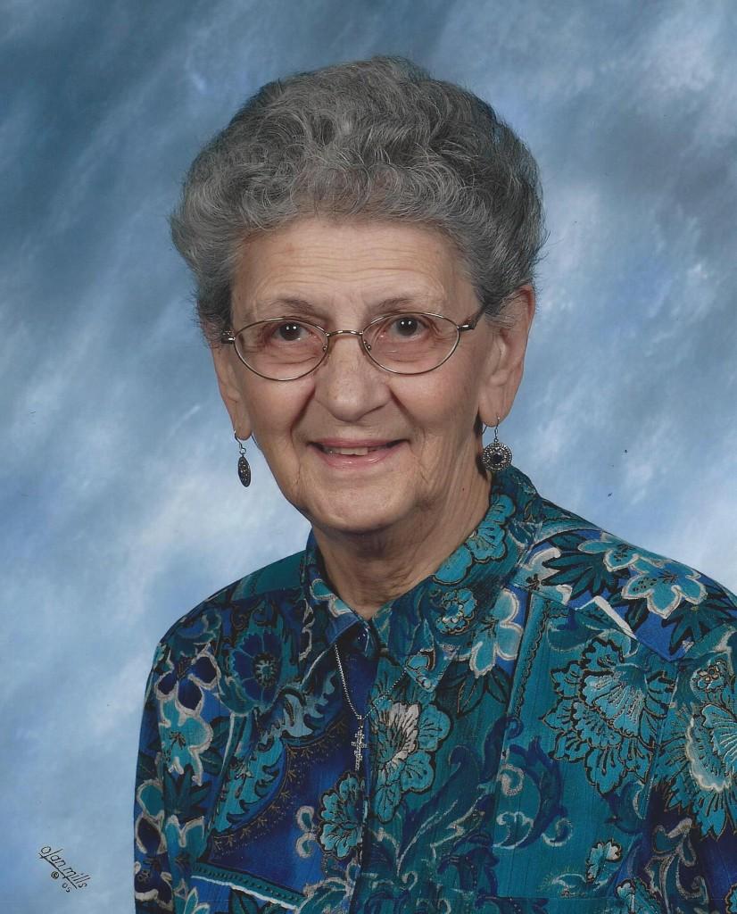 Gertrude  Magulick