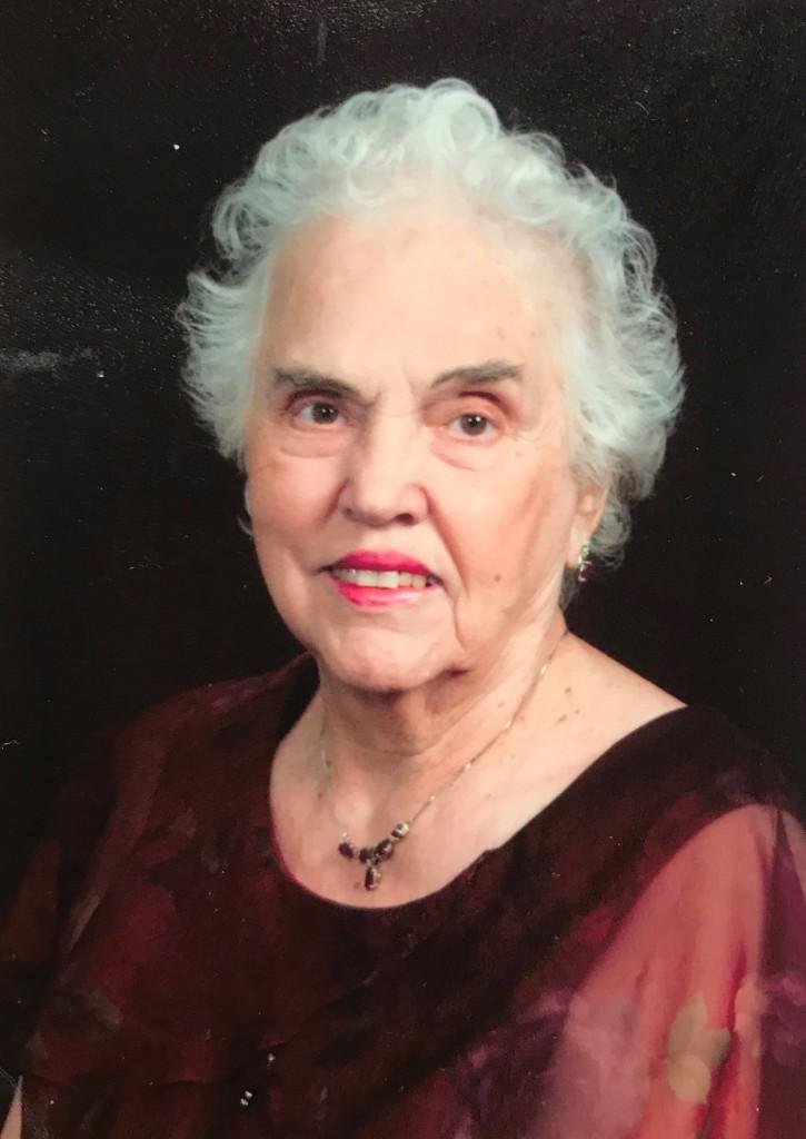 Elaine Frances Mendenhall-Lincoln