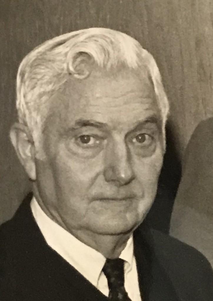 Robert Stroud Houston