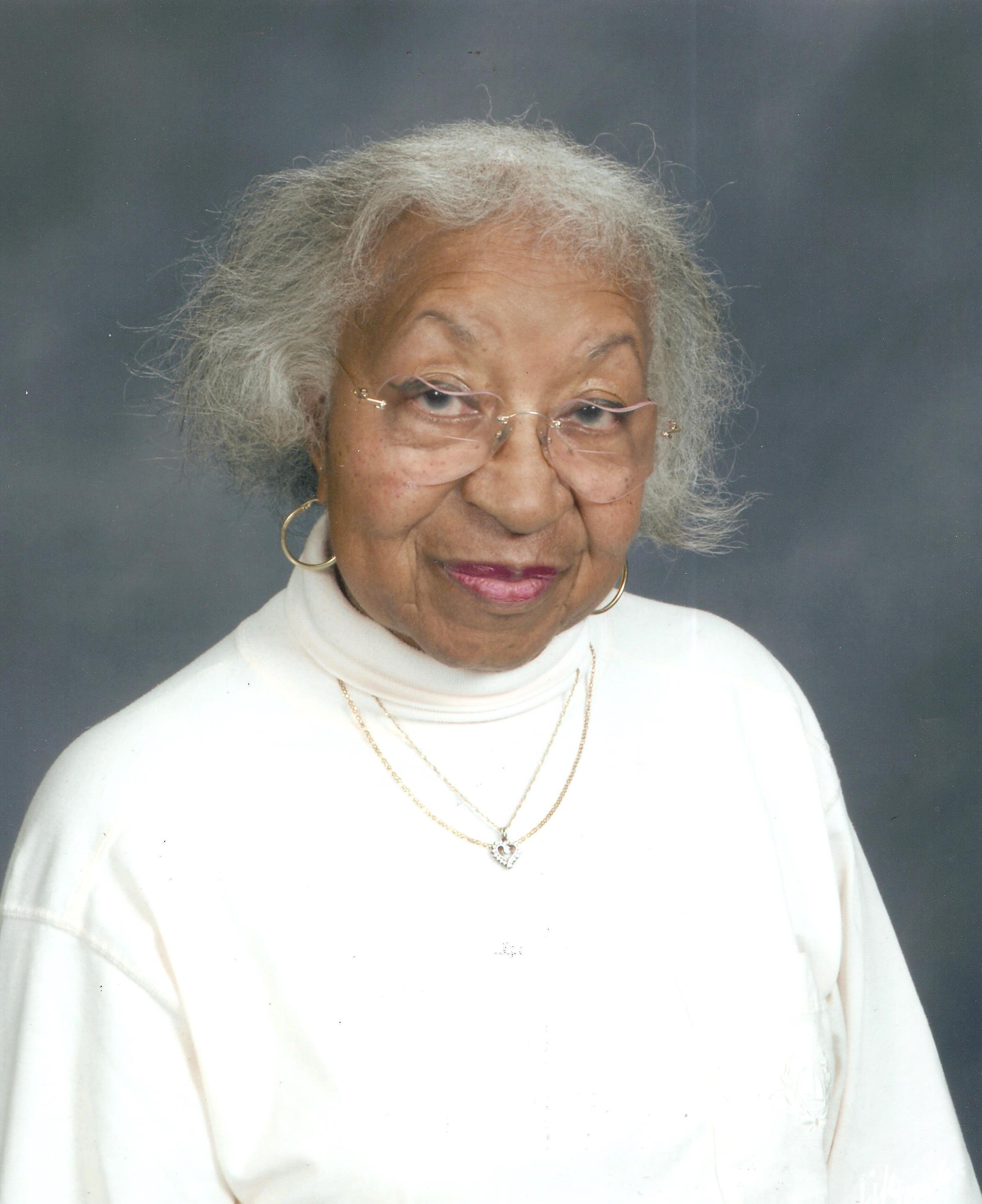 Harriet Elizabeth Robinson Butcher