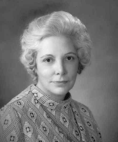 Rev. Mary Ethel Wilson