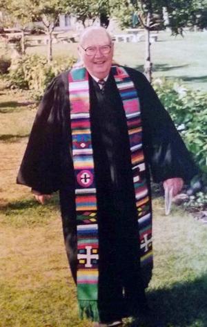 Rev. Robert E. Lakey