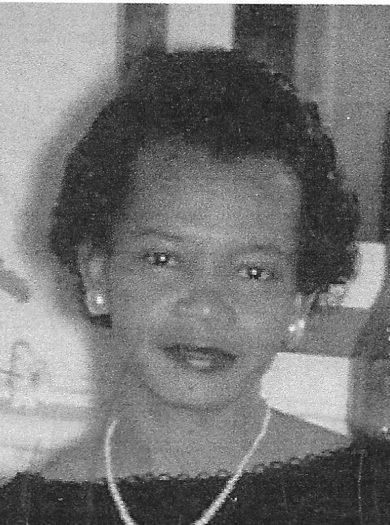 Mrs. Annie V. Thomas