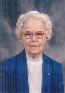 Sister Rosalie May, RSM