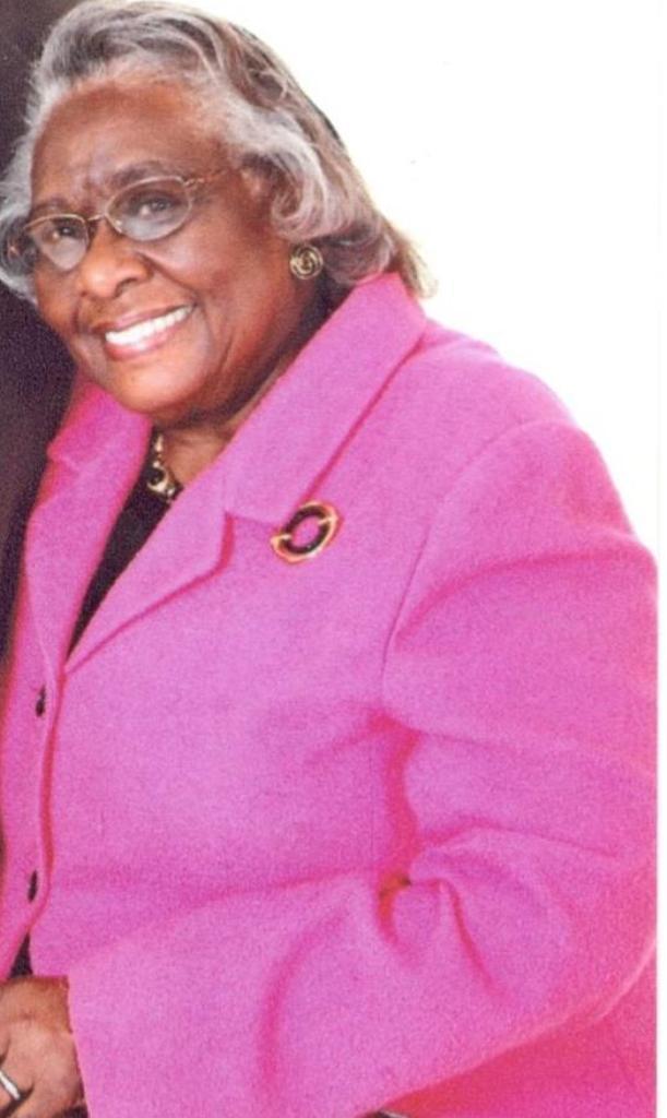 Dr. Virginia Goins Robinson