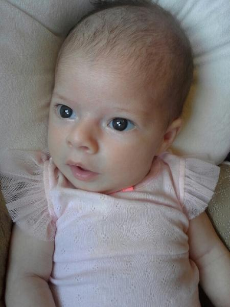 Baby Stella Rose Sanew